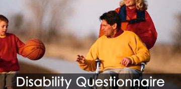 Disability Questionnaire